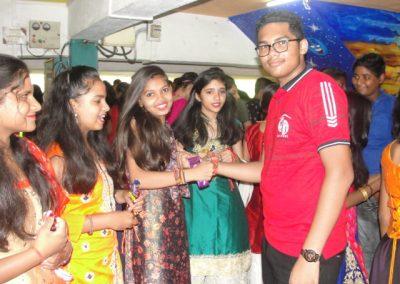 Rakhasha Bandhan@Holyflower School